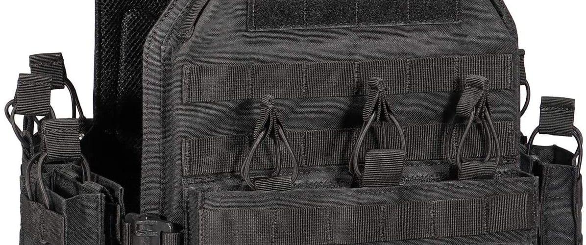 équipement de la police gilet tactique